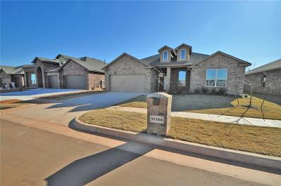 Mustang Single Family Home For Sale: 3605 Sadie Drive