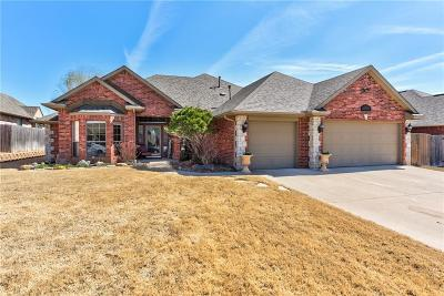 Norman Single Family Home For Sale: 417 Summit Bend