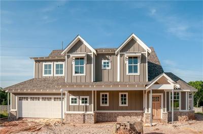 Edmond Single Family Home For Sale: 3500 Pavilion Place