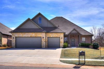 Norman Single Family Home For Sale: 2300 Burning Tree Lane