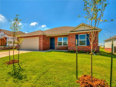 Oklahoma City Single Family Home For Sale: 7608 Lipizzan Road