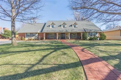 Oklahoma City Single Family Home For Sale: 3224 Rock Hollow Road
