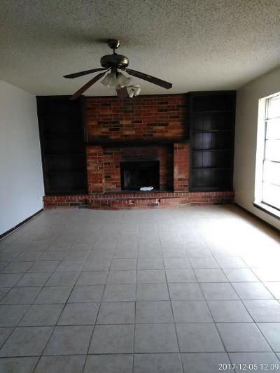 Oklahoma City Rental For Rent: 2521 46th Street