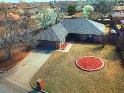 Single Family Home For Sale: 12520 Clarence Court
