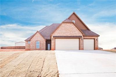 McClain County Single Family Home For Sale: 3703 Quest