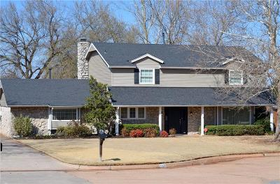 Oklahoma City Single Family Home For Sale: 2909 Prairie Rose Court