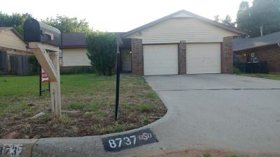 Oklahoma City Single Family Home For Sale: 8737 Tracy Drive