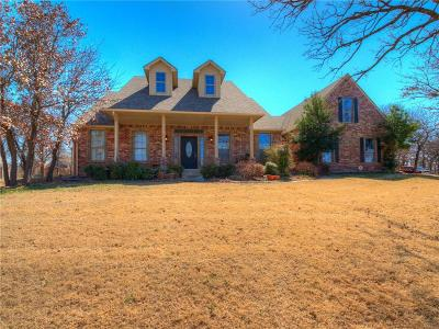 Edmond Single Family Home For Sale: 2074 Hunters Path