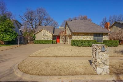 Norman Single Family Home For Sale: 1700 Barwick