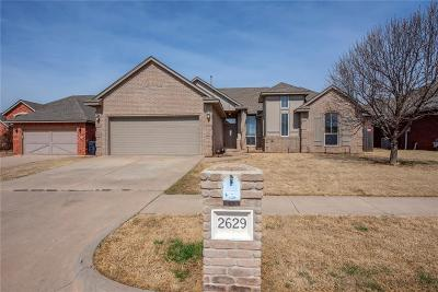 Edmond Rental For Rent: 2629 NW 166th Street