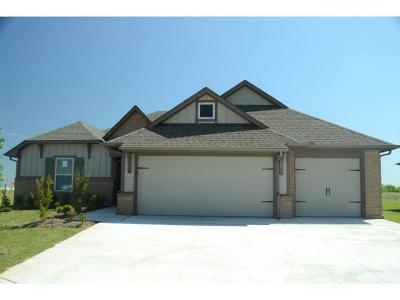 Oklahoma City Rental For Rent: 13620 Gentry Drive