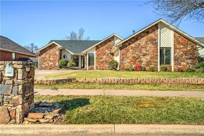 Edmond Single Family Home For Sale: 3109 Eagle Crest Road