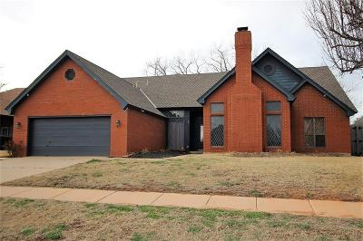 Edmond Rental For Rent: 19709 Harness Court