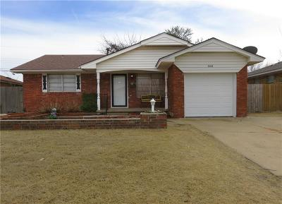 Oklahoma City Single Family Home For Sale: 1444 SW 61st Street