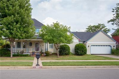 Norman Single Family Home For Sale: 811 Carriage Lane