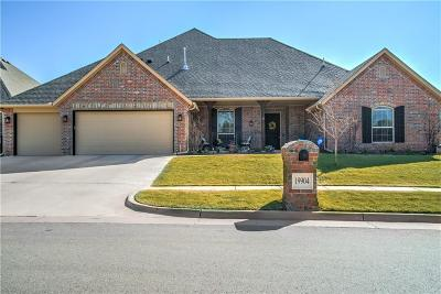 Edmond Single Family Home For Sale: 19904 Coverton Way