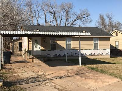 Oklahoma City Single Family Home For Sale: 3629 SW 37th Street