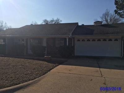 Oklahoma City Single Family Home For Sale: 4416 NW 59th Street
