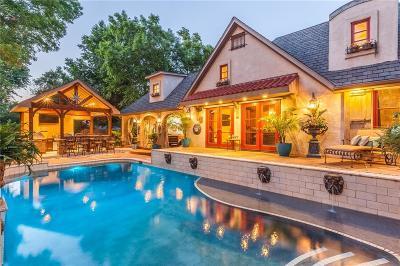 Edmond Single Family Home For Sale: 6104 Oak Tree Road