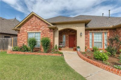 Edmond Single Family Home For Sale: 16216 Royal Crest Lane