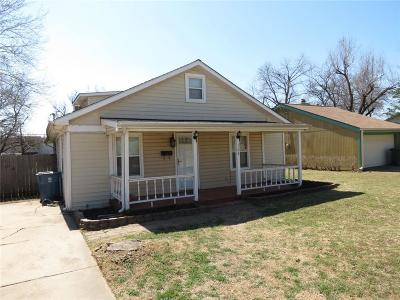 Edmond Single Family Home For Sale: 708 W 1st Street