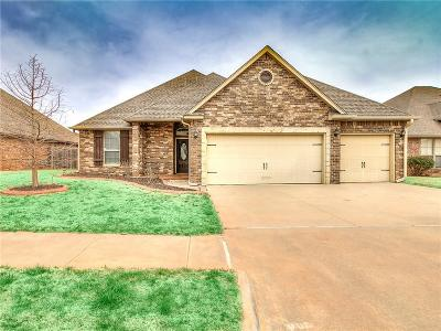 Oklahoma City Single Family Home For Sale: 4816 Granite Drive