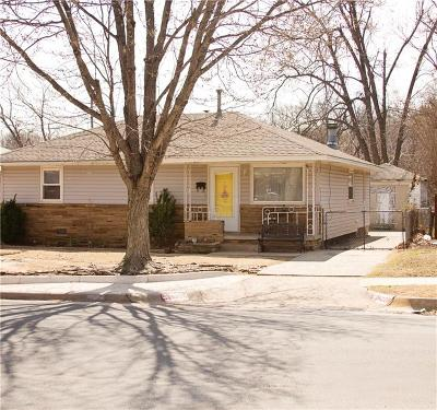 Oklahoma City Single Family Home For Sale: 4220 NW 28th