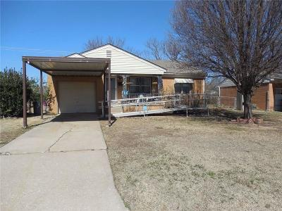 Oklahoma City Single Family Home For Sale: 731 SW 52