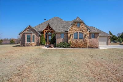 Edmond Single Family Home For Sale: 7400 Misty Glen Drive