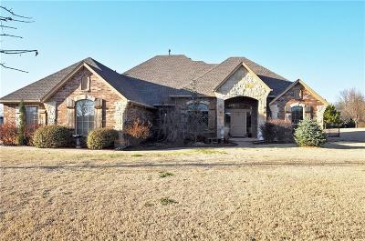 Choctaw Single Family Home For Sale: 16335 Sandstone Circle