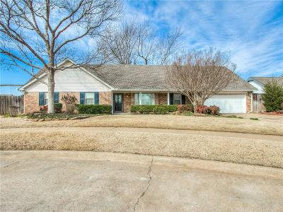 Edmond Single Family Home For Sale: 14205 Heritage Circle