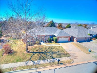 Edmond Single Family Home For Sale: 1709 Redtail Hawk