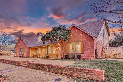 Oklahoma City Single Family Home For Sale: 3200 Brookhollow Road