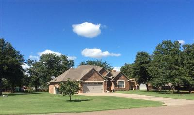Blanchard Single Family Home For Sale: 2426 County Road 1198