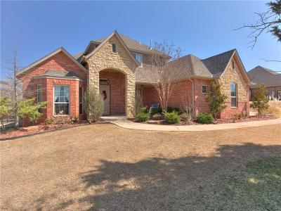 Oklahoma City Single Family Home For Sale: 10616 Berrywood Drive