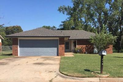 Oklahoma City Single Family Home For Sale: 413 Bainbridge Road