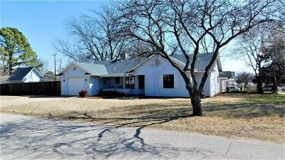 Guthrie Single Family Home For Sale: 306 N 18th Street