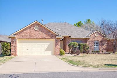 Edmond Single Family Home For Sale: 17400 Zinc Drive