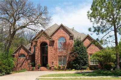 Edmond Single Family Home For Sale: 2009 Cambridge Way