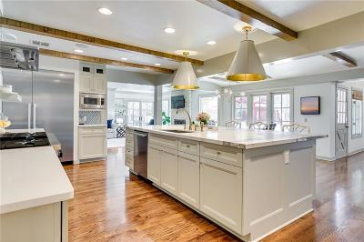 Nichols Hills Single Family Home For Sale: 1628 Queenstown Road