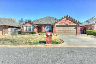 Oklahoma City Single Family Home For Sale: 5008 Eric Drive