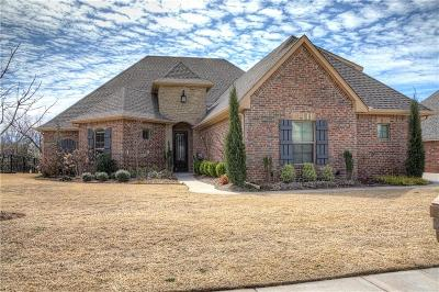 Edmond Single Family Home For Sale: 1316 Brayhill