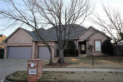 Edmond Rental For Rent: 13920 Middleberry Road