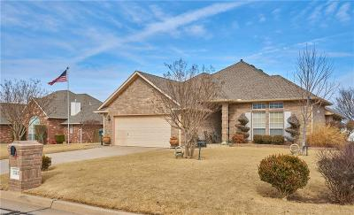Midwest City Single Family Home For Sale: 11415 Village Avenue