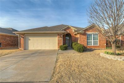 Edmond Single Family Home For Sale: 2529 NW 179th Court