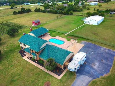 Single Family Home For Sale: 15725 Greenwood