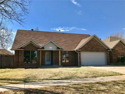 Edmond Single Family Home For Sale: 18413 Laurel Oak Drive