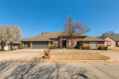 Oklahoma City Single Family Home For Sale: 4201 NW 145th Street