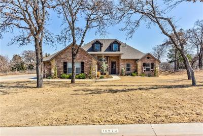 Edmond Single Family Home For Sale: 10570 Black Hawk Road