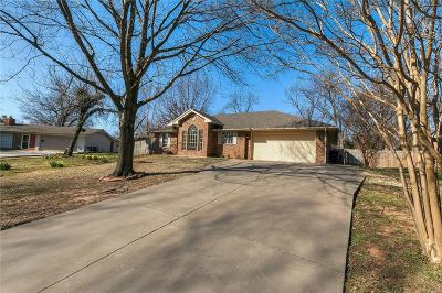 Shawnee Single Family Home For Sale: 21 Sequoyah Boulevard